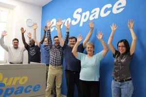 Team azienda informatica EuroSpace