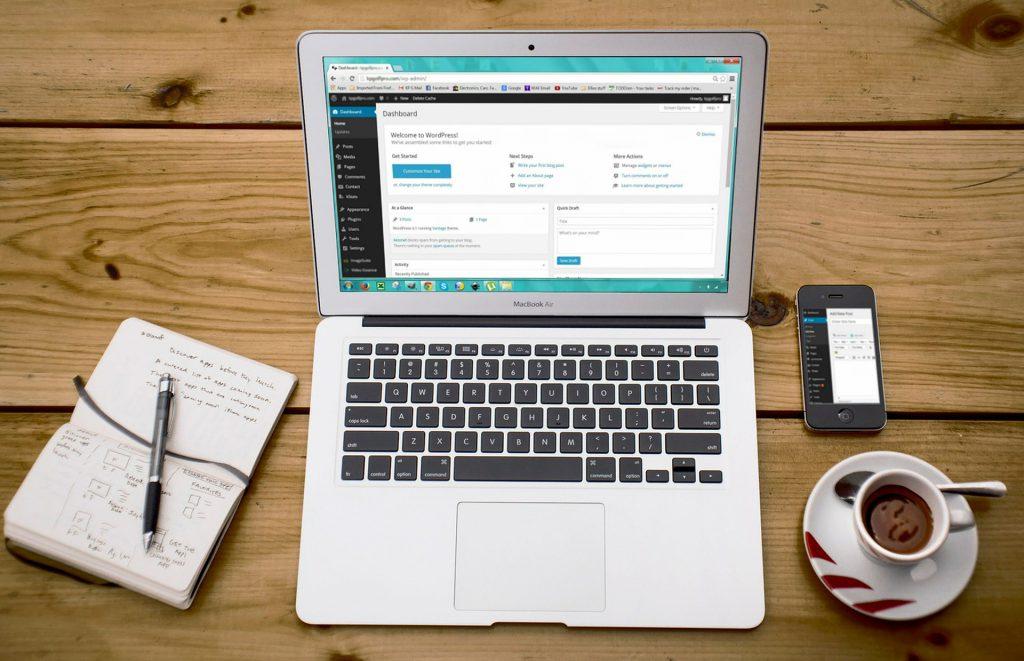 Creazione siti web WordPress